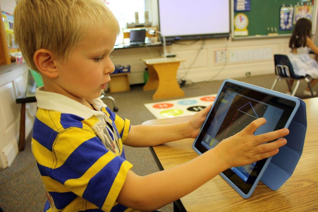 Kindergarten_iPad